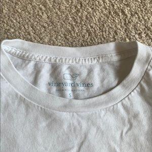 Vineyard Vines Shirts - Vineyard Vines Logo Box T-Shirt